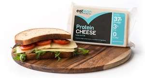 Eatlean protein cheese (3% fat) 350g, £3 @ Waitrose