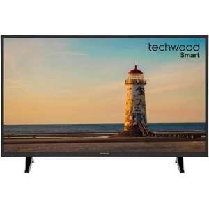 "Techwood 49AO3SB 49"" LED Full HD TV £249 Delivered @ AO on ebay"