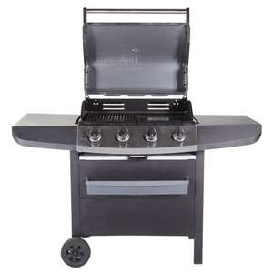 Ultar 4 Burner Gas Barbecue Was £175 now £110 @ B&Q