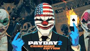 Payday 2 Crimewave edition(£6.42) & Sniper Elite Ultimate Edition £8.57 @PSN Canada store