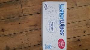 Water Wipes 9x60 (540) packs £7.50 Reduced to clear Asda