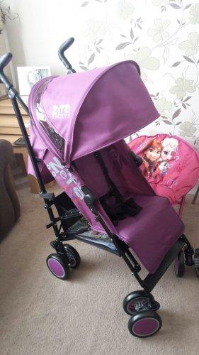 Zeta citi stroller £35 @ Baby Travel