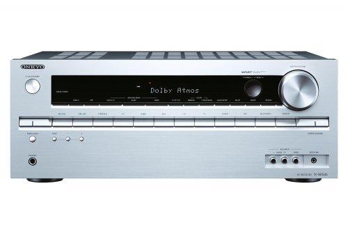 Onkyo TX-NR545 7.2 Network A/V Receiver, 4K, Wi-Fi, Bluetooth, USB, Airplay, Dolby Atmos £221.45 @ Amazon.de
