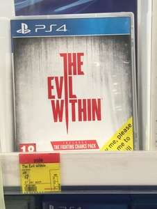 PS4 Evil within £7 in store at ASDA