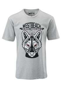 All Tees/T-shirts £10 including delivery and free returns @ Westbeach