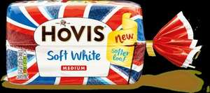 Free Hovis loaves and party pack