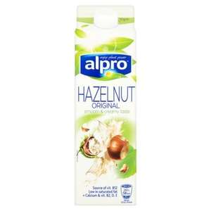 Alpro Milk Alternatives - 3 for £3 @ Tesco Instore & Online