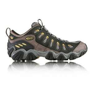 Oboz Sawtooth Low Walking Shoes £54.98 delivered - AW15 - 47% Off | SportsShoes.com