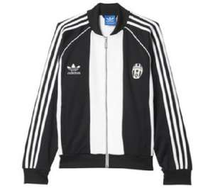 Adidas Originals Superstar Track Top Jacket - Juventus / AC Milan £24.99 + £4.50 del @ kbstyle