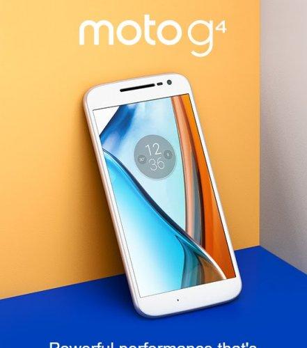 £10 off New Moto G4 Pre-Order @ Motorola