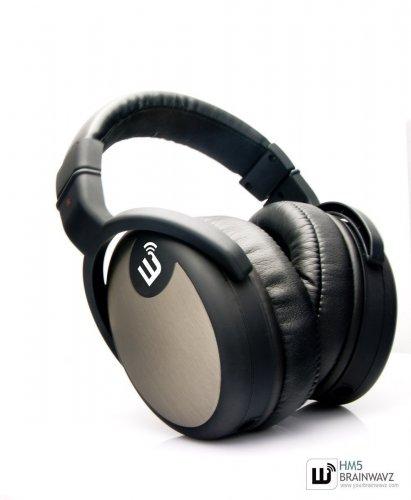 BRAINWAVZ HM5 Studio Monitor Closed Headphones £69.50 @ Amazon.co.uk