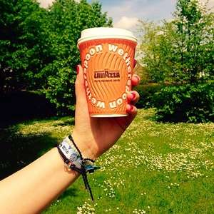Take-away coffee 99p @ Wetherspoon Pubs