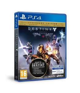 Destiny: The Taken King Legendary Edition Ps4/Xbox One £20 @ Tesco direct and in store