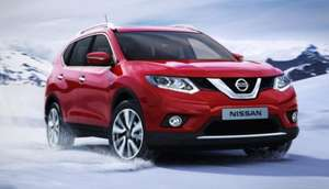 Nissan Xtrail 2 year personal lease  £4700 Select Leasing