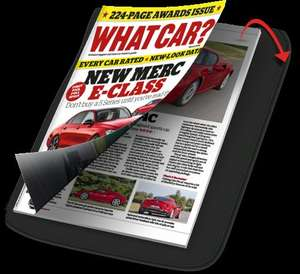 FREE copy of Whatcar? Magazine!! RRP £4.99