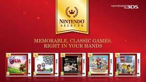 [Nintendo 3DS] Paper Mario Sticker / LEGO City Undercover The Chase Begins / Mario and Luigi: Dream Team Bros. / Nintendo Presents New Style Boutique - £13.85 - Base