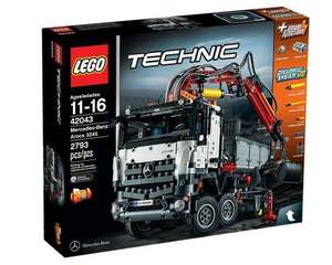 LEGO Technic Mercedes-Benz Arocs 42043 - £119.99 @ Tesco Direct