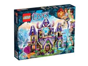LEGO Elves - Skyra's Mysterious Sky Castle - 41078 £44.97 at check out £10 off 50 Asda