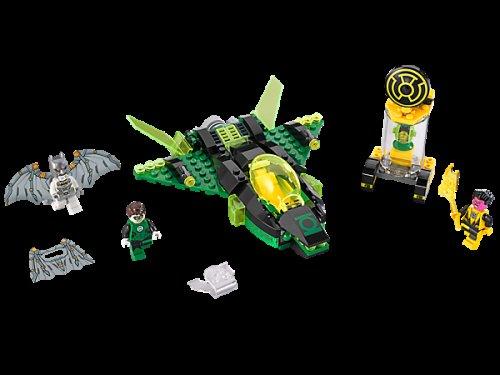 LEGO DC Comics Super Heroes Green Lantern vs. Sinestro 76025 £10 instore Sainsbury's Milton Keynes