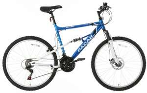Apollo Radar Mens Mountain Bike £149.99 Halfords