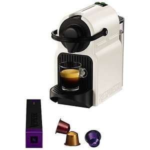 Nespresso Inissia Coffee Machine - £64.99 @ John Lewis (+ £30 Club Reward Credit)