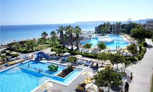 Rhodes 4* all inclusive October half term 23-30 (2adults, 1 child) Holiday to Sunshine Hotel with great reviews