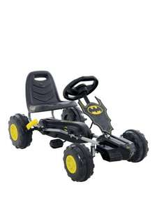 Batman Go Kart was £99 .99 now £59.99 with FREE C+C with Collect+ @ Very