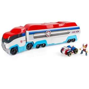 Paw Patroller £49.97 FREE delivery at Amazon