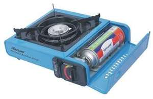 Portable camping stove £4.99 @ What! Stores (Caerphilly)