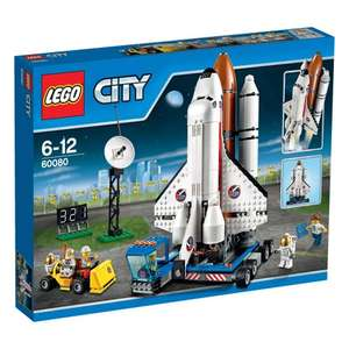Lego City Space Port £42, Explorers Deep Sea Exploration Vessel £49, Cargo Train £94 @ Amazon