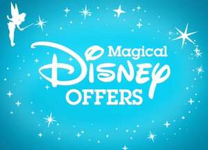Flash Sale : 20% off everything at The Disney Store - Saturday 21st