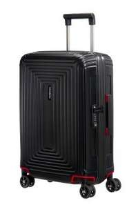 Samsonite Neopulse 55cm 4 Wheel Spinner Cabin Case £123.37 @ Go Places