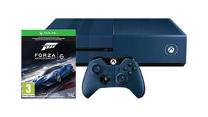 Microsoft Xbox One 1TB Limited Forza Edition + Forza 6 incl. 10th anniversary pack for £229 incl. delivery from MS Store Germany *** for £279.99 + £25 gift card + free game - £55 cashback @ MS Store UK