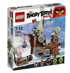 Lego Angry Birds Movie - Pirate Ship £46.50 @ Amazon