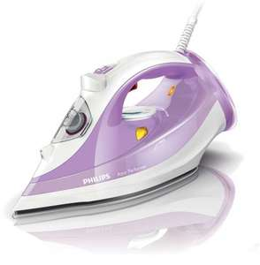 Philips GC3809/30 Azur Performer Steam Iron £29.50 Tesco Direct Save £40 plus Clubard Boost Available