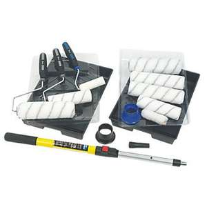 Harris The Really Big Box Set Paint Rollers 18 Piece Set £19.49 @ Screwfix