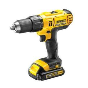 DeWalt Cordless 18V Li-Ion Combi Drill 1 Battery DCD776C1-GB £68 @ B&Q This Weekend - Instore, Click N Collect or Free Home Delivery,  (£95 with an extra Battery Home Delivery only)