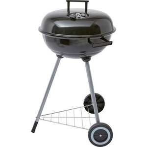 47cm Starter Kit BBQ with Tools and Cover £19.94  Homebase / 45cm also £19.99 @ Argos