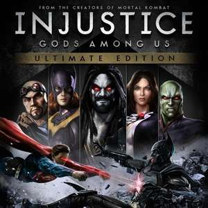 Injustice: Gods Among Us Ultimate Edition PS4 @ UK PSN £11.99