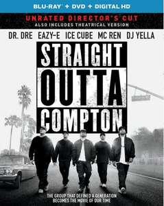 Straight Outta Compton, Minions, Ted 2, Terminator Genisys (Blu-ray) 2 for £12 - Tesco (instore)