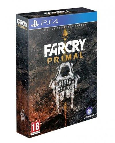 Far Cry Primal (PS4) Collectors Edition @ Gamestop £29.97