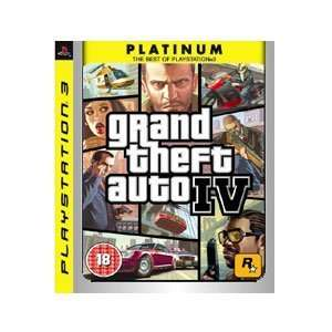 Grand Theft Auto IV PS3 Tesco direct £5