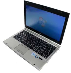 "REFURB HP I5 2nd generation 2560p laptop 4GB / Webcam / Win7 / 250GB / 12.5"" / DVDRW £139.99 Ebay / thetechyteam"