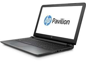 HP Pavilion 15-ab128na Black Edition Laptop, 6GB RAM, 256GB SSD, 1080p Screen, Radeon R7 M360 with 2Gb RAM £429 @ HP Store
