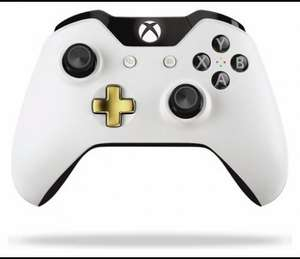 Xbox One Special Edition Lunar White, Dusk Shadow or Copper Shadow Controller + free Halo 5: Guardians £49.99 @ Argos