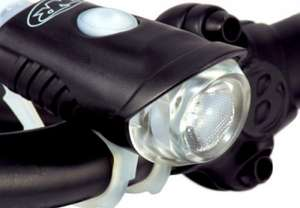Nite Rider Lightning Bug 120 USB rechargeable bike light 75% off. (+£2.99 p&p on orders sub £50) £9.99 @ Winstanleys Bikes - £12.98