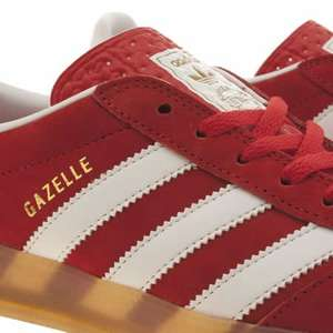 adidas gazelle indoor trainers £41.99 (or £37.79 using unidays code) delivered @ schuh