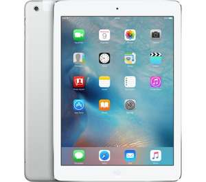 Apple Ipad Air 16gb wifi and cellular was £419 - £299 from currys