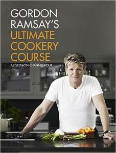 Gordon Ramsay's Ultimate cookery course £7.99 delivered @ Ideal world.tv