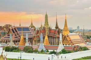 Edinburgh to Bangkok Return 31/10 to 13/11 for only £280 with Qatar